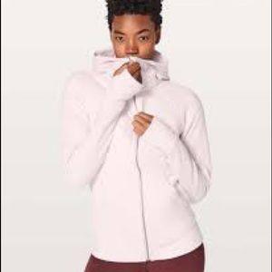 Lululemon Scuba Hoodie Light Cotton Fleece Flutterby Pink 2018 Release